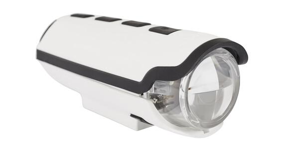 Busch + Müller IXON Pure - Luz delantera - con cargador blanco